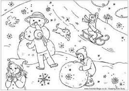 Small Picture Winter Activities for Kids