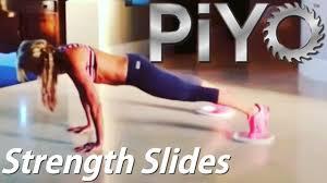 piyo strength slide workouts you