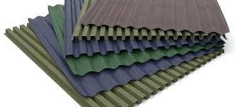 corrugated plastic signs roofing ridge cap panels home depot