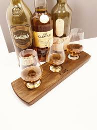 whisky tasting coach gifts scotch whisky bartender laser engraving barware