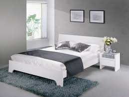 Shiny White Bedroom Furniture White Bed Lavender White Theme Pretty Bedroom Design A Room By