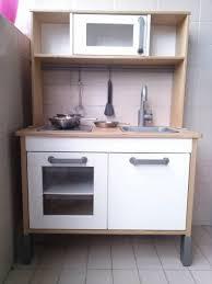 ikea duktig wooden mini kitchen with