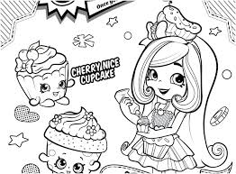 Shopkins Printable Coloring Sheets Printable Coloring Pages Gallery
