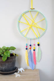 Diy Dream Catchers For Kids Dream Catcher For Kids Project Kid 7