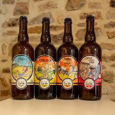 Bière Bio La lie 75cl | Cidre deslandes