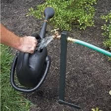 hose faucet extender hose and