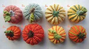Kết quả hình ảnh cho 16 - Ridge Pumpkin crochet