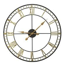 gold wall clocks clocks the home