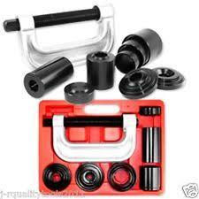 ball joint press kit. ball joint dana 44 axle tool kit remover installer install press ball joint press kit