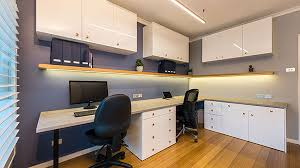 home office renovations. Unused Bedroom Transformed Into Stylish Home Office - Renovation Case Study  In Surrey \u0026 Hampshire   Refresh Renovations Home Office Renovations