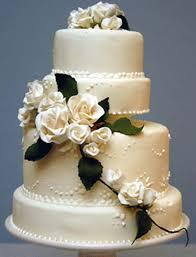 traditional wedding cake. traditional wedding cake