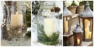 Il giardino di fasti floreali: decorazioni natalizie candele e
