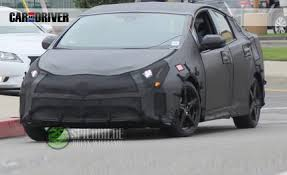 new car 2016 toyota2016 Toyota Prius Exclusive New Details  News  Car and Driver
