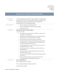 Fascinating Import Export Resume Example For Your Application