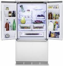 rvrf3361ss viking 36 counter depth freestanding french door refrigerator with premium air purification system stainless steel