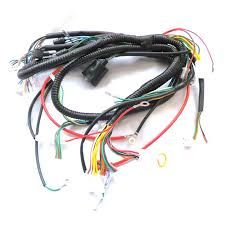 pare s on 150cc wire harness ping low