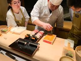 Sushi Cook Abc Cooking Travel Sushi Making With A Chef At The Morimoto Book Online Cookly
