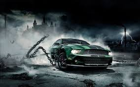Ford Mustang Wallpapers on WallpaperDog