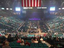 mgm grand garden arena section 201