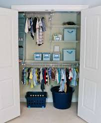 Baby Boy Closet Organizer