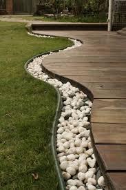 Backyard French Drain Design  Good Drainage For Your Backyard Drainage In Backyard