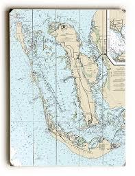Fl Cayo Costa Sanibel Island Pine Island Fl Nautical