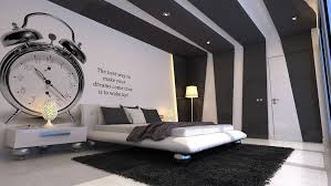 ... Excellent Images Of Really Cool Bedrooms Decoration Ideas : Enchanting  Picture Of Black And White Really ...