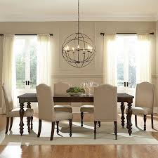 dining living room lighting. Exellent Dining The Unique Lighting Fixture Really Stands Out Against The Cream Labor  Junction  Home Improvement House Projects Dining Room Lighting  With Living G