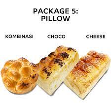 Breadlife Package 5 Pillow Elevenia