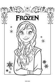 Kleurplaten Zomer Frozen
