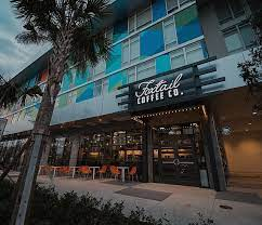 We were driving through lake nona and i've never been to this location so i had to jump out and order something. Foxtail Coffee Co Lake Nona