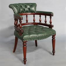 classic office chair. Solid Mahogany Wood Office Chair / Classic Chair/Pre-Order