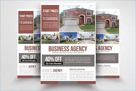 mortgage flyers templates open house brochure template igotz org
