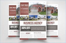 mortgage flyers templates open house brochure template igotz org