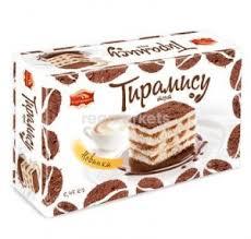 <b>Торт</b> тирамису 430 г в Выборге 🥇