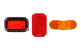 stop turn lights truck lite llv