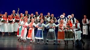 Image result for croatian folk dancers