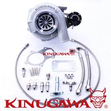 "<b>Kinugawa Ball Bearing Turbocharger</b> 4"" Anti Surge GTX3076R AR ..."
