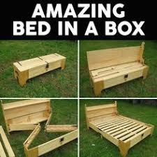 bed in a box plans. Wood Pallet Beds And Gorgeous Ideas Bed In A Box Plans