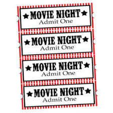 How To Plan A Family Movie Night With Free Printables Bren Did