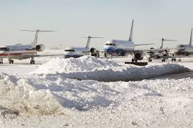 The 10 Airports Where Bad Weather Is Most Likely To Delay