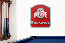 ohio state wall decor best of ohio state buckeyes wall art ohio state buckeyes shield