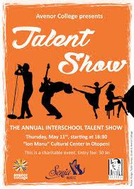 Talent Show Poster Designs Talent Show Poster Aisb Noticeboard