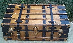 antique trunk coffee table collection in antique trunk coffee table red antique trunks for expert