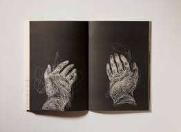 drawings about black holes book