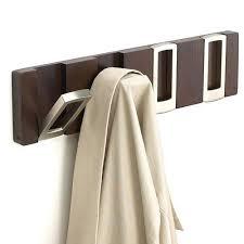 Umbra Flip Hook Coat Rack flip 100 hook wall mounted coat rack by umbra tiathompsonme 44
