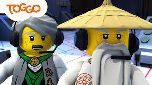 NINJAGO   Die Geschichte von Lord Garmodon und Meister Wu   LEGO 15 Minuten