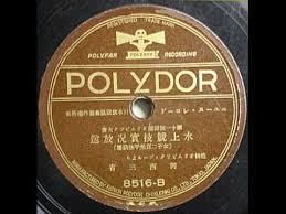 「1936年 - 河西三省アナウンサー」の画像検索結果