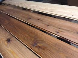 Rustic Furniture Stain Staining Southern Yellow Pine Flooring Rustic Wood Flooring