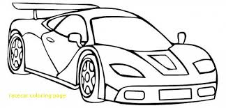 racecar coloring page.  Page Race Car Coloring Sheets Delectable Racecar Pages Colouring In  Beatiful Page